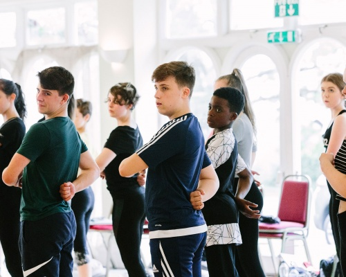 Summer Camps - British Youth Music Theatre - BYMT