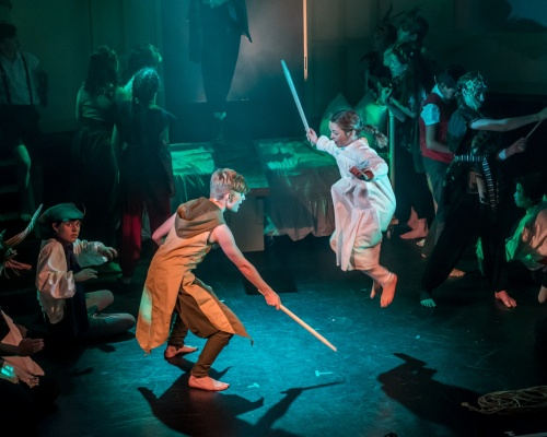 Peter Pan - British Youth Music Theatre