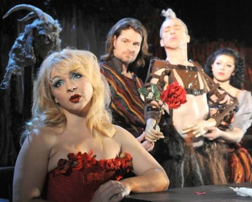 Beauty and the Beast - Young Vic