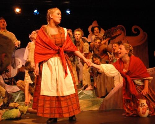 Goblin Market - British Youth Music Theatre - BYMT