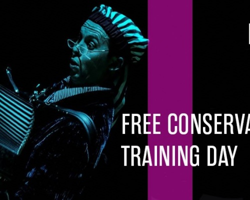Free Conservatoire Training Day