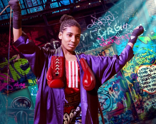 Fight Like A Girl - British Youth Music Theatre