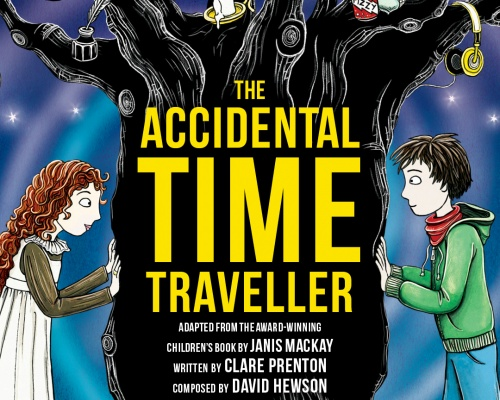 The Accidental Time Traveller - BYMT