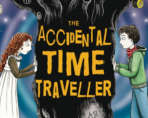 The Accidental Time Traveller - Janic Mackay - Book Cover