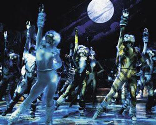 CATS Regent Theatre Stoke-on-Trent