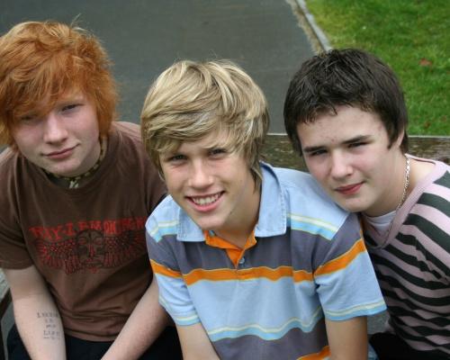Ed Sheeran - BYMT Alumnus