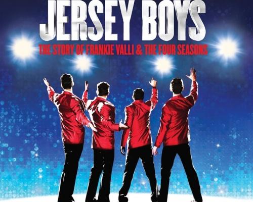 Jersey Boys Prince Edward Theatre