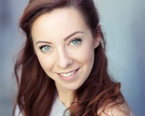 Lindsay Atherton - BYMT Alumni - British Youth Music Theatre