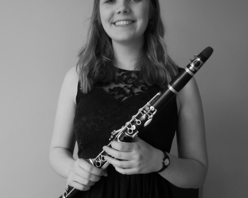BYMT Musician, Company 2016, Molly Clark