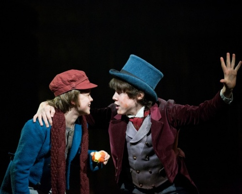 Oliver! Sheffield Crucible