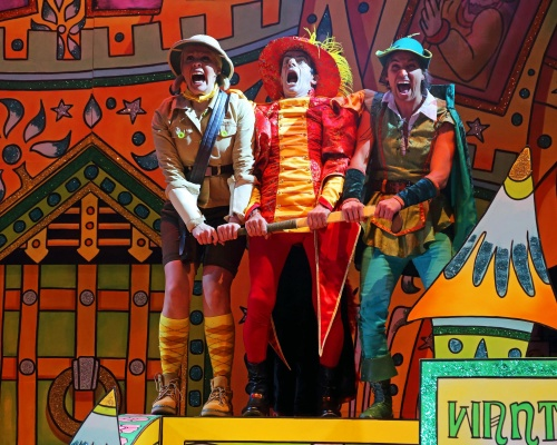 Robin Hood Watford Palace Theatre