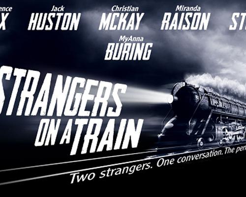 Strangers On A Train Gielgud Theatre