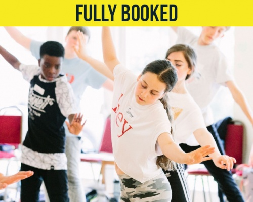 Summer Camp - British Youth Music Theatre - BYMT