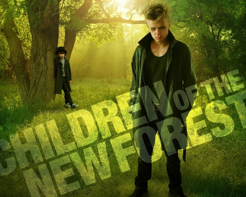 Children of the New Forest - British Youth Music Theatre