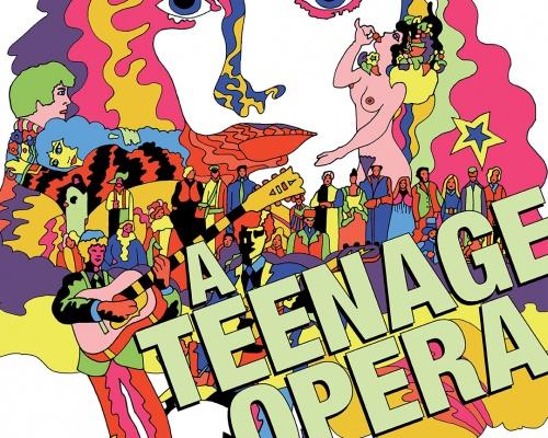 A Teenage Opera - British Youth Music Theatre